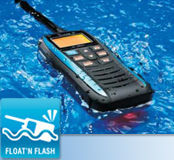 Icom IC-M25 Floating VHF Radio - 5W