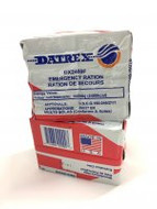 Datrex Emergency Rations - White Ration - 2,400 kcal - USCG / SOLAS (Case of 30 Rations)