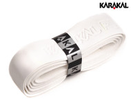 Karakal PU Replacement Racket Grip (White)