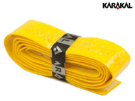 Karakal PU Replacement Racket Grip (Yellow)