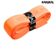 Karakal PU Replacement Racket Grip (Orange)