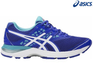 Asics Gel-Pulse 9 Ladies Running Shoe (Blue Purple)