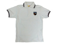 Victoria College Prep White Polo