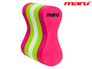 Maru Pull Buoy Pink/Lime