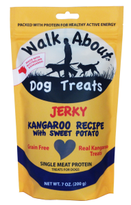 Walk About Dog Jerky (Kangaroo Recipe)