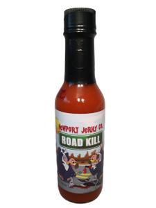 Road Kill Garlic Habanero Hot Sauce