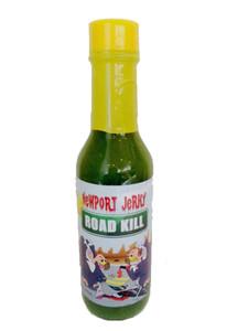 Road Kill Jalapeno Hot Sauce