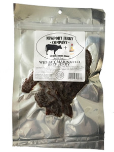 Whiskey Marinated Beef Jerky