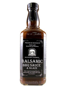 Tennesse Whiskey Balsamic BBQ Glaze