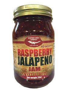 Jam (Raspberry Jalapeno)