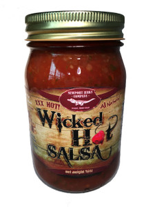 Wicked Hot Salsa (All Natural)