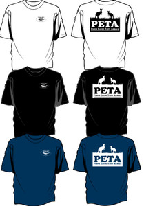 P.E.T.A T- Shirt (People Eating Tasty Animals)