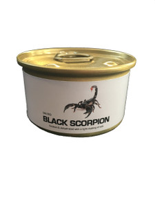 Edible Black Scorpion (Asian Forest Scorpion)