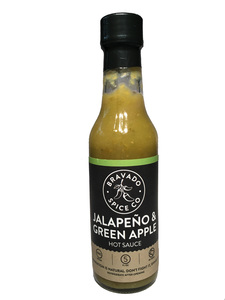 Bravada Spice Green Apple & Jalapeno
