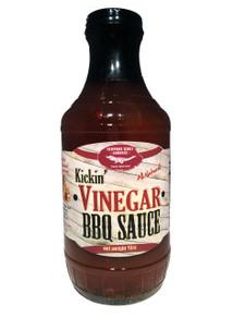 "BBQ Sauce (Kickn"" Vinegar)"