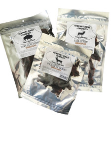 Rocky Mountain Big Game Jerky Sampler