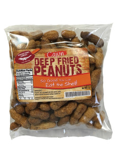 Deep Fried Peanuts (Cajun)