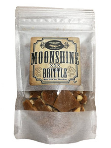 Award Winning Gourmet Moonshine Peanut Brittle