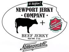 Narragansett Lager Beer Jerky