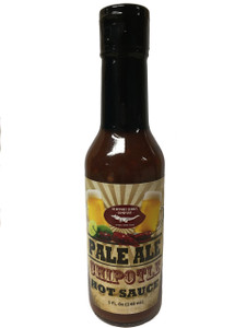 Newport Jerky Company Pale Ale Chipotle Hot Sauce