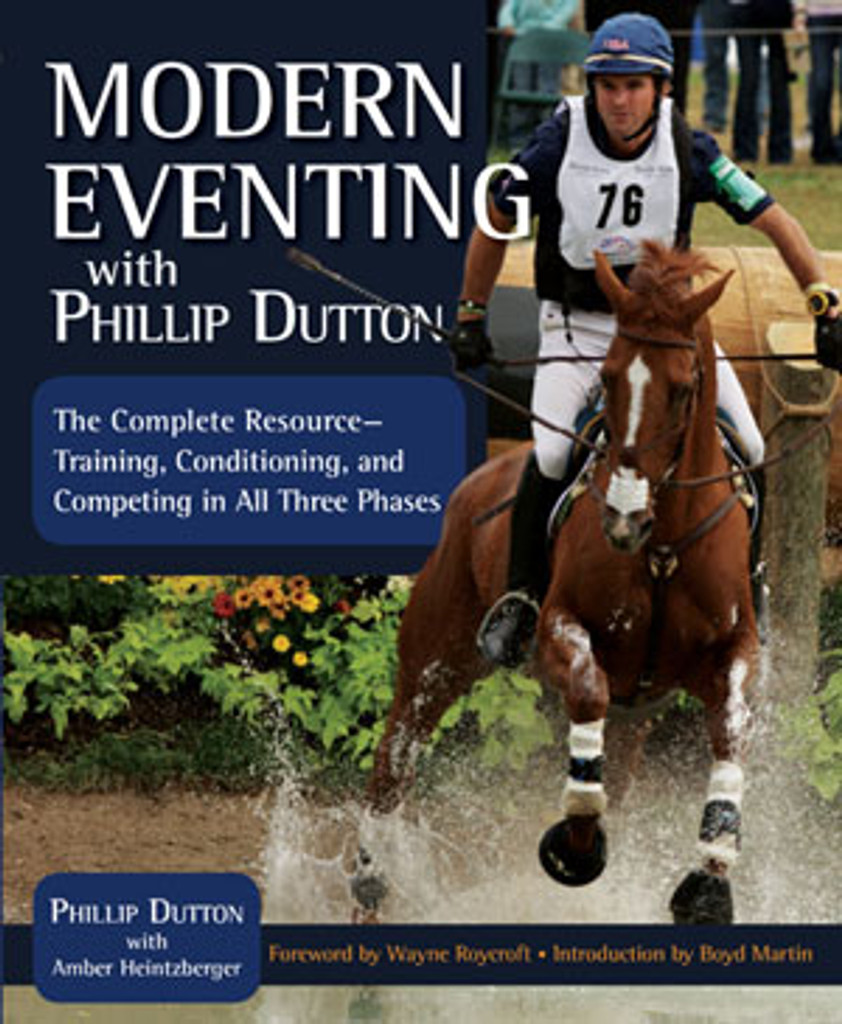 Modern Eventing with Phillip Dutton (Book)