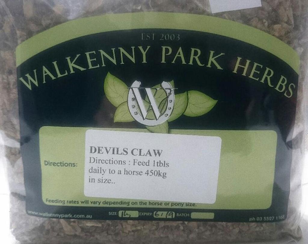 Walkenny Park Herbs - Devils Claw 1kg