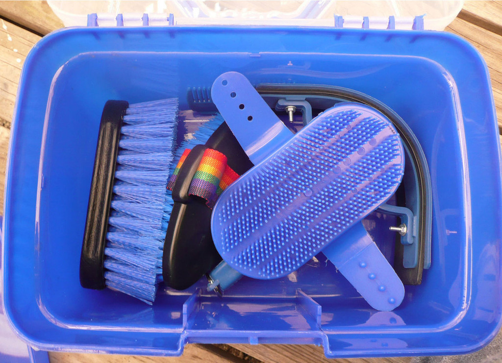 Eureka Grooming Box 8 Piece (Assorted Colours)