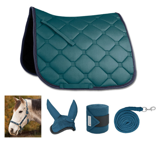Waldhausen Deep Ocean Blue Matchy Matchy Set (General Purpose/Jump)