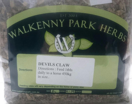 Walkenny Park Herbs - Devils Claw 1kg (Powder)