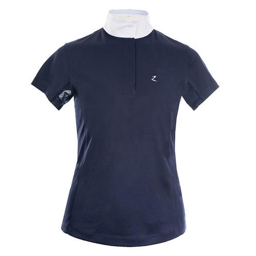 Horze Blaire Short Sleeved Show Shirt (Ladies)