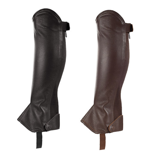 Horze Spirit Leather Chaps