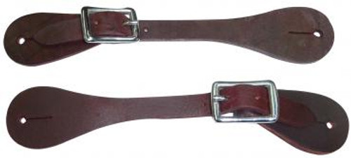 Youths Redhide Spur Straps
