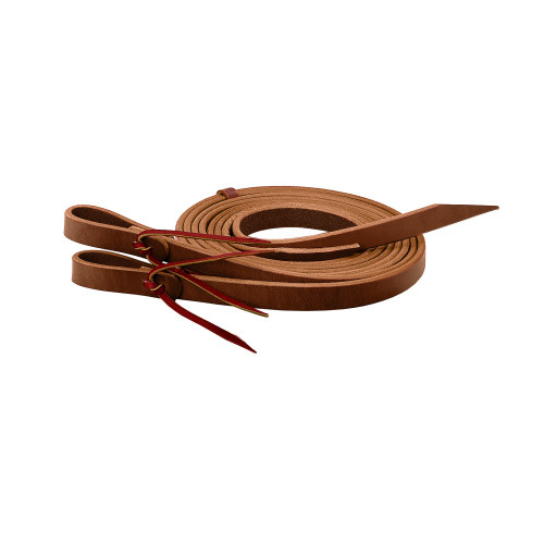 "Weaver Horizons Collection 5/8"" X 8' Split Reins G/Brown"