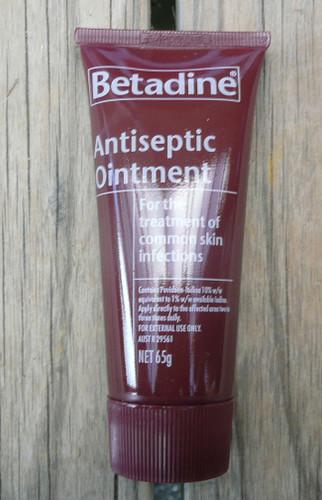 Betadine Ointment 65g