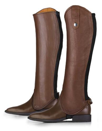 Horze Soft Leather Chaps