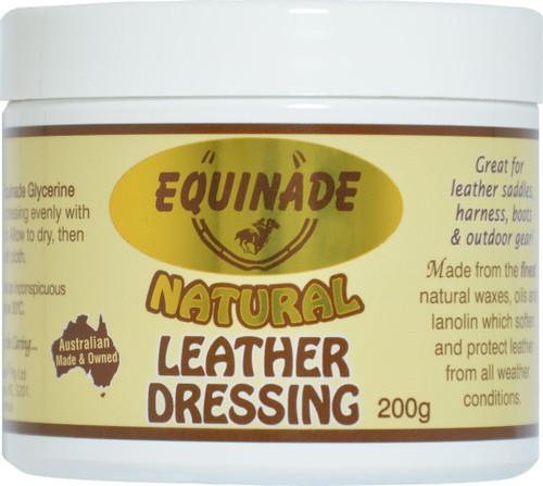 Equinade Natural Leather Dressing 200 gram