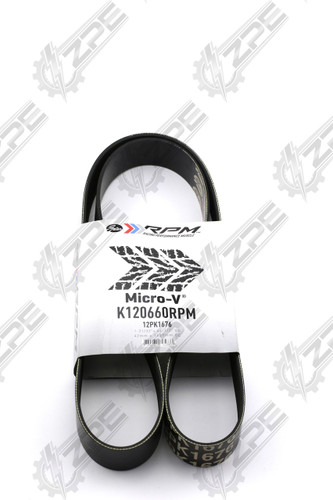 K120650RPM RACING by Gates