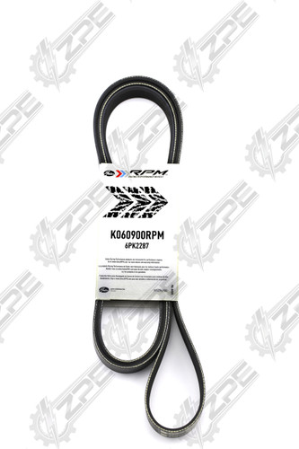 K060900RPM RACING by Gates