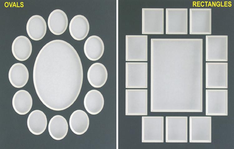 11 x 14 Double School Photo Mat