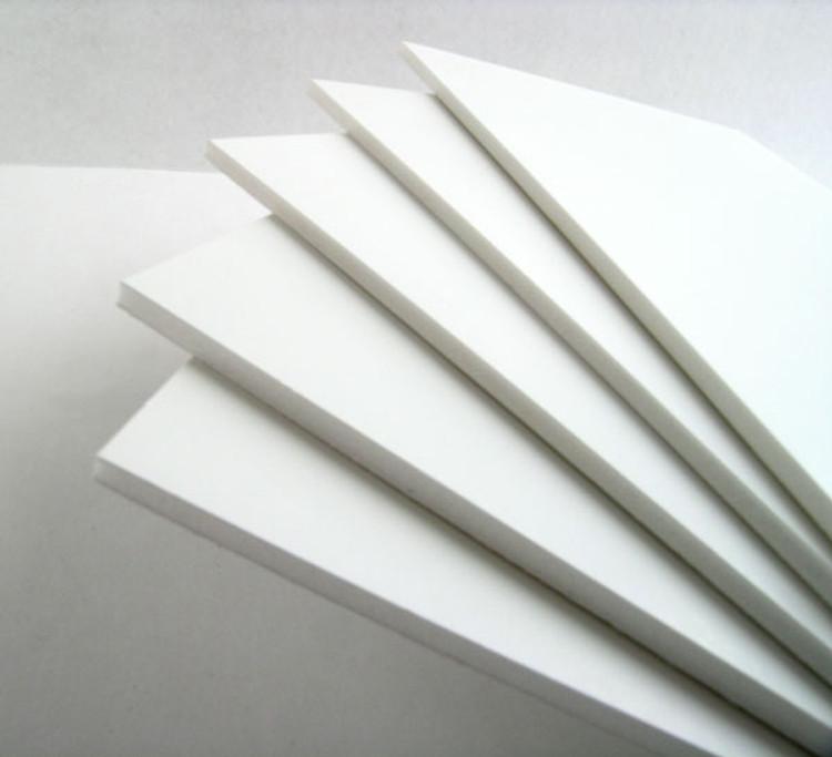 5 x 7 Acid Free White Foamcore 1/8