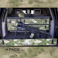 Sheet Vinyl Camouflage A-TACS Camo®