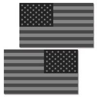 USA Grey Flag Clean