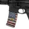 American Flag RWB