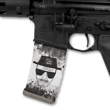 Mag Wraps Rapid Wraps Salient Vinyl Skin Wrap Ar 15 Magazine