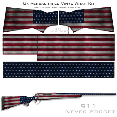 USA Flag Universal Wrap