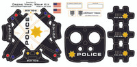 Drone Wraps™ Police