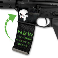 AR-15 Left Side Mag Well Slaps™ Chris Kyle Punisher Series