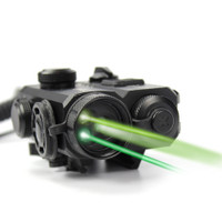 Triad™ C1 Civilian Legal Visible Green Laser/IR Laser/IR Illuminator