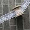Antique Lace - White (1m by 4.5cm)