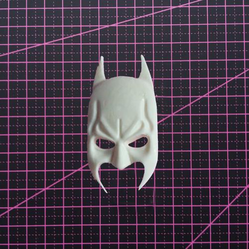 Batman Head - Resin Embellishment